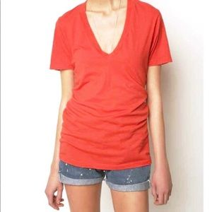 NWOT Truly madly deeply deap v-neck tee, Sz XL